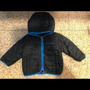 Baby Columbia reversible jacket (6-12m)